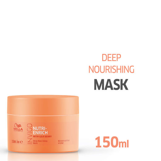 Wella Invigo Nutri Enrich Mask 250ml