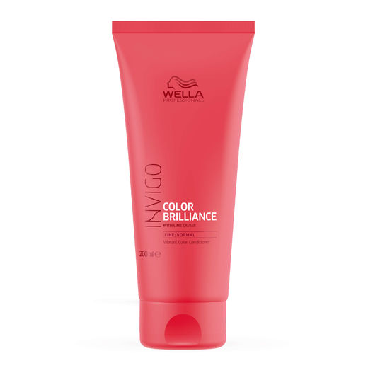 Wella Invigo Brilliance Conditioner Fine Hair 250ml