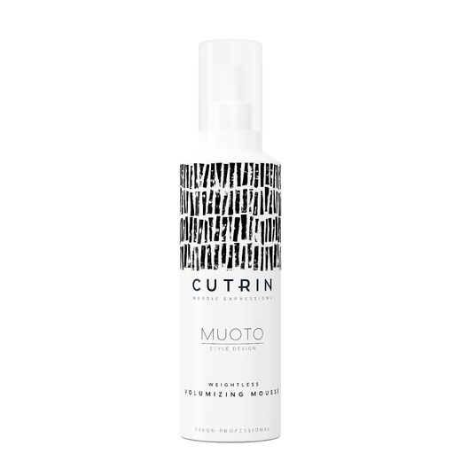 Cutrin MUOTO Weithless Volume Mousse 200ml