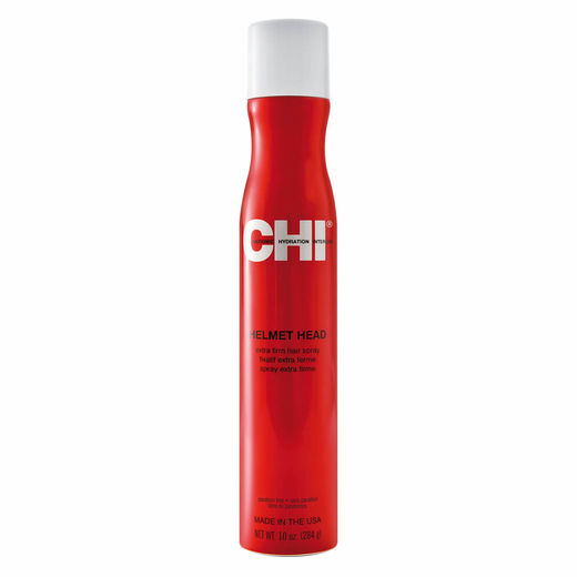 CHI Helmet Head extra firm hair spray 284 g