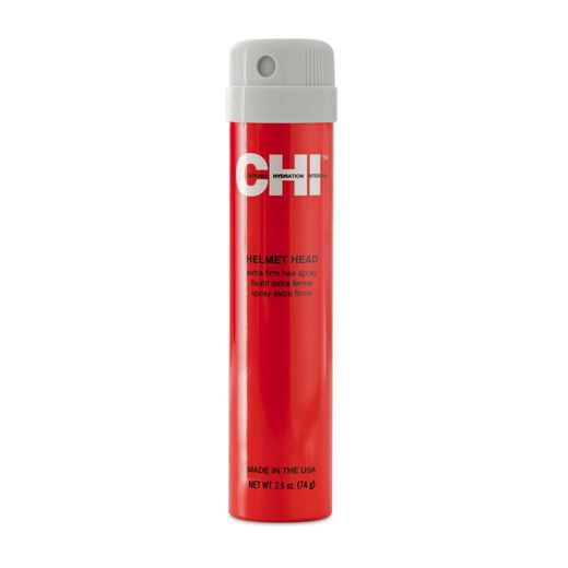 CHI Helmet Head extra firm hair spray matkakoko 74 g