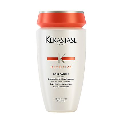 Kérastase Nutritive Irisome Bain Satin 2 shampoo 250 ml