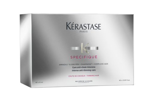 Kérastase Specifique Cure Anti-chute Intensive hoitokuuri 42*6ml