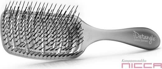 Olivia Garden iDetangle Brush Selvitysharja / medium hair